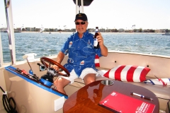 Duffy Roger Enjoying the day on the Bay!